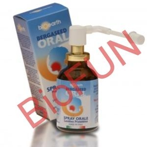 Spray Oral adulti Bergaseed