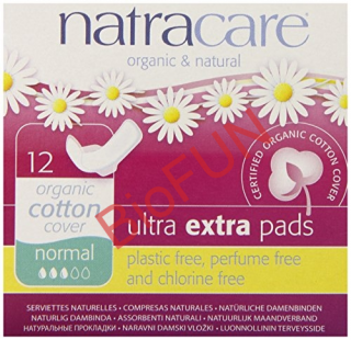 Absorbante Ultra Extra de noapte (3 picaturi) - normal